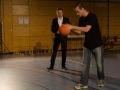 Spiel 3: Basketball-Wurf (2 Punkte)